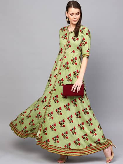 8dcbea2fc4 Long Dresses - Buy Maxi Dresses for Women Online in India - Upto 70% OFF