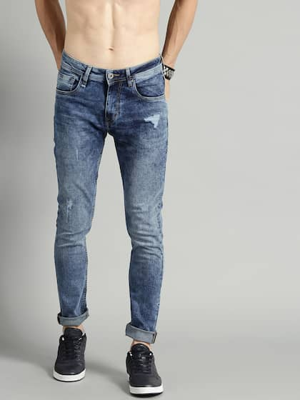 b07590ab1 Ripped Jeans - Shop for Ripped Jeans Online in India | Myntra
