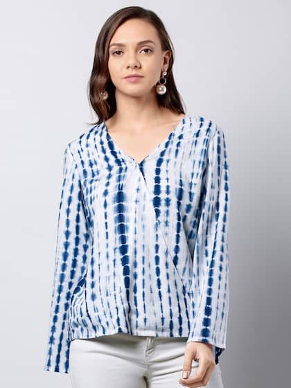 44620adc55364 Long Sleeve Tops - Buy Long Sleeve Tops online in India