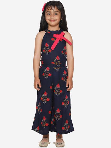 5276885e869a32 Jumpsuit For Girls- Buy Girls Jumpsuit online in India