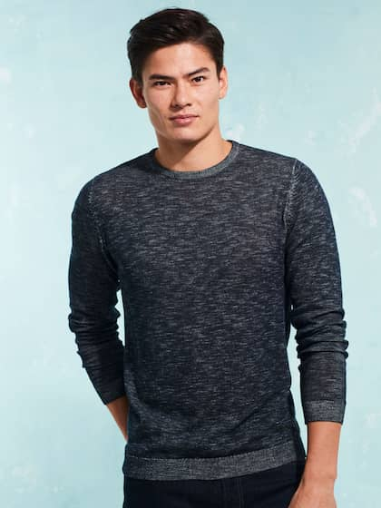 3a3441ff Sweaters for Men - Buy Mens Sweaters, Woollen Sweaters Online - Myntra