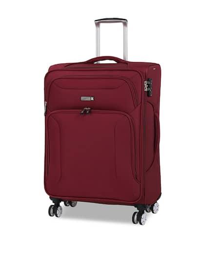 98bda4656 Trolley Bags - Buy Trolley Bags Online in India | Myntra