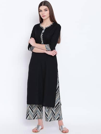 be67a460154 Black Salwar Suit | Buy Black Salwar Suit online in India