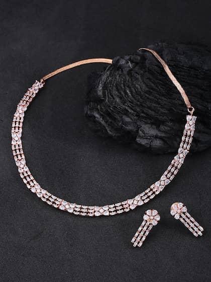 6c9b9af5c5d Jewellery Set - Buy Jewellery Sets Online in India | Myntra