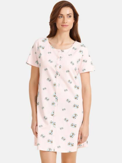 fd894d14f3a7 Cotton Nightdresses - Buy Cotton Nightdresses Online in India