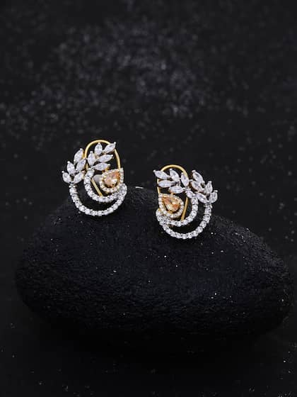 2cea383be Stud Earrings - Buy Stud Earring Online in India | Myntra