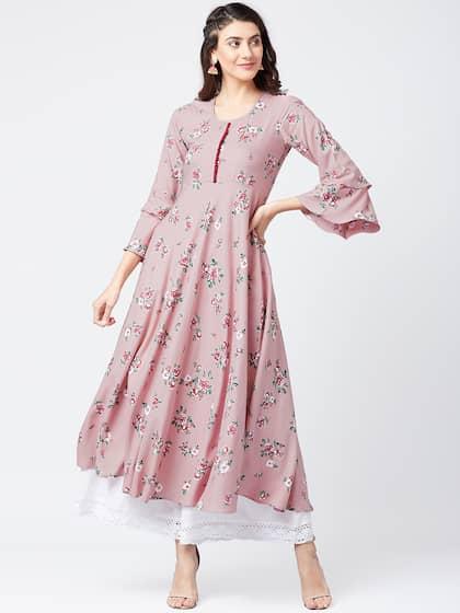 a7537269be Ethnic Wear - Buy Designer Ethnic Wear for Women Online | Myntra