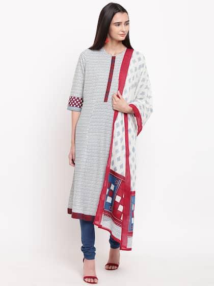 ae54b59d9 Biba Salwar Suits - Shop Salwar Kameez by Biba Online | Myntra