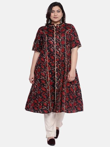 fcea2d6d27 A Line Kurtas - Buy A Line Kurtas online in India