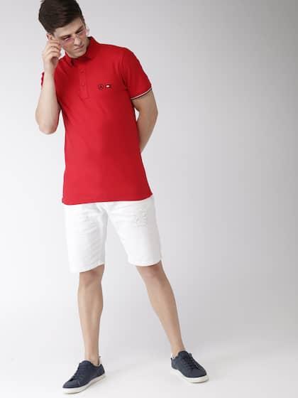 ff3536deeb3e8 Tommy Hilfiger Tshirts - Buy Tommy Hilfiger Tshirts Online | Myntra