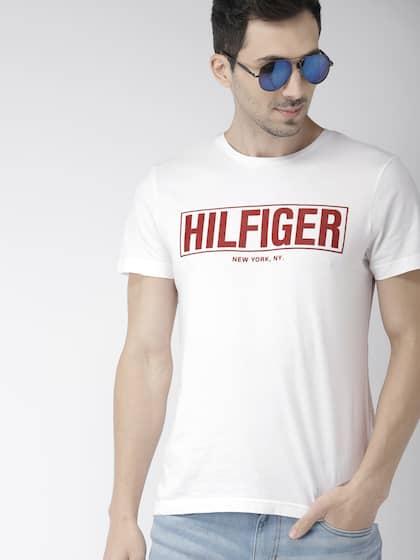 1ab9967cb7f Tommy Hilfiger Tshirts - Buy Tommy Hilfiger Tshirts Online | Myntra