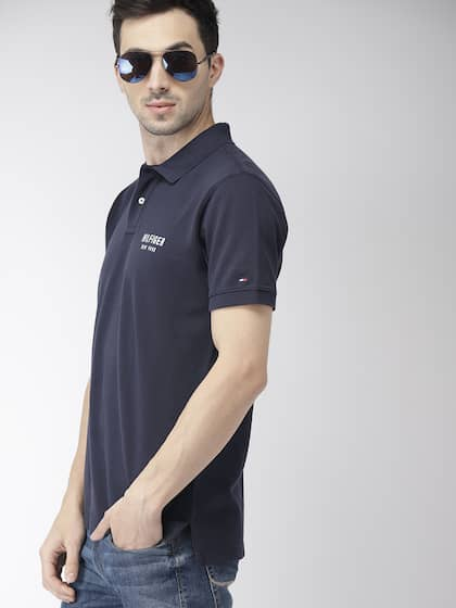 c34d522f5def20 Collar T-shirts - Buy Collared T-shirts Online | Myntra
