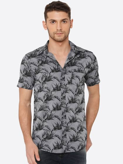 a0674585 Mufti Shirts - Buy Mufti Shirt For Men Online in India | Myntra