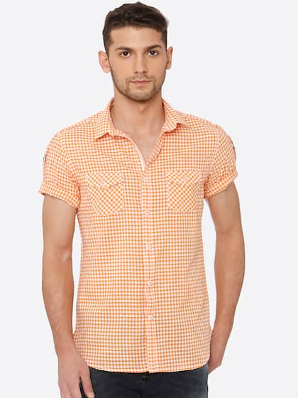 2891eefb3b Mufti Shirts - Buy Mufti Shirt For Men Online in India | Myntra