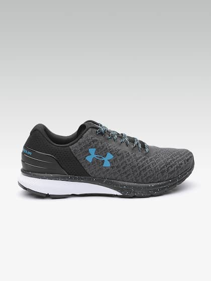 size 40 64520 ff221 UNDER ARMOUR Men Black Charged Escape 2 Running Shoes