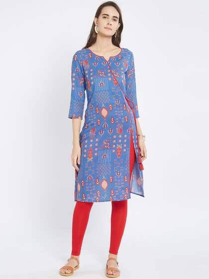 0c4a747964c Angrakha Kurtas - Buy Angrakha Kurtas online in India