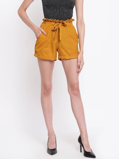 872db5ce2f Women's Shorts - Buy Shorts for Women Online in India