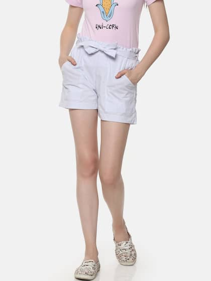 2cf87213a9f Women's Shorts - Buy Shorts for Women Online in India