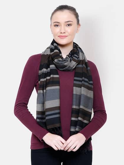0d9b10674 Scarves for Women - Buy Women Scarves & Stoles Online | Myntra
