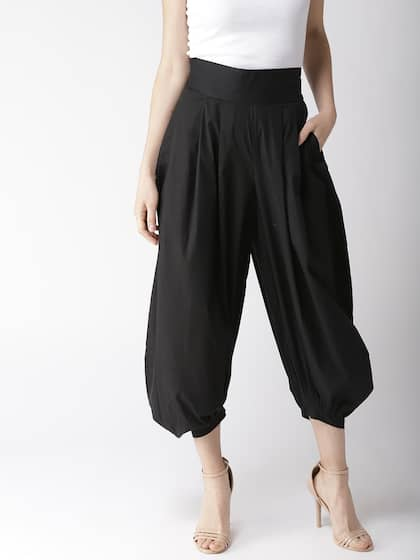 9c6782b0ba Harem Pants - Buy Harem Pant Online in India | Myntra
