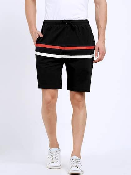 35ccb73a4e92 Men Shorts - Buy Shorts & Capris for Men Online in India   Myntra