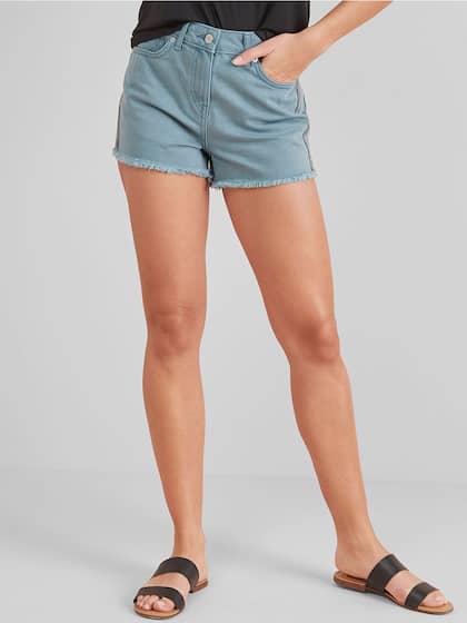 95d9fca68 Denim Shorts - Buy Denim Shorts online in India