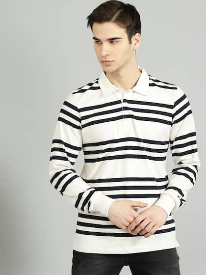 c18d7c8ea9631e Long Sleeves T-Shirts - Buy Full Sleeves T-shirt Online | Myntra