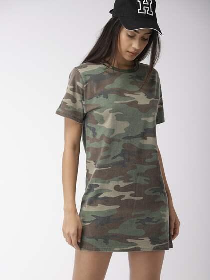 4226bcdb0215 Forever 21 Shirt Dresses - Buy Forever 21 Shirt Dresses online in India