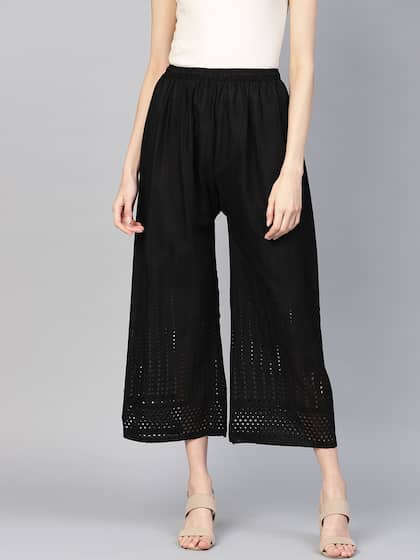 6538bc31c9 Palazzo Pant - Buy Latest Palazzo Pants Online in India | Myntra