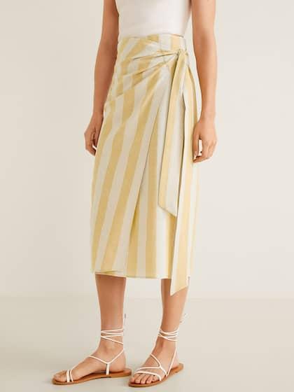 f461dabaec White Skirts - Buy White Skirts online in India | Myntra