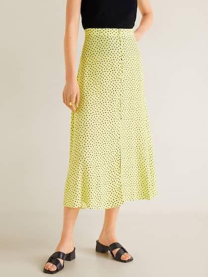 b32f9d99cc Mango Skirts - Buy Mango Skirts online in India