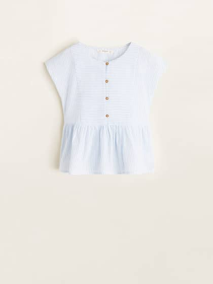 90c15e1a44015d Girls Tops - Buy Stylish Top for Girls Online in India   Myntra