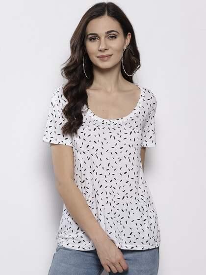 e65a990ea T-Shirts for Women - Buy Stylish Women s T-Shirts Online
