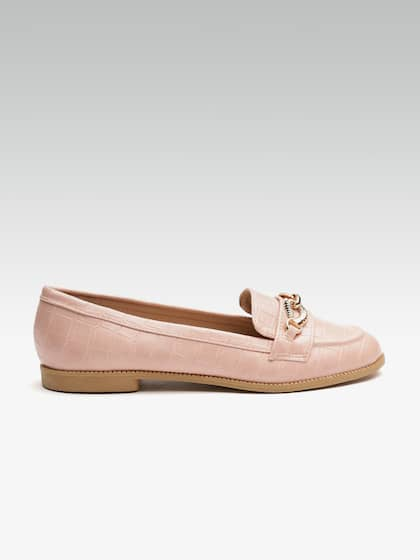 da4be88b3b8f7 Loafers for Women - Buy Ladies Loafers Online in India | Myntra