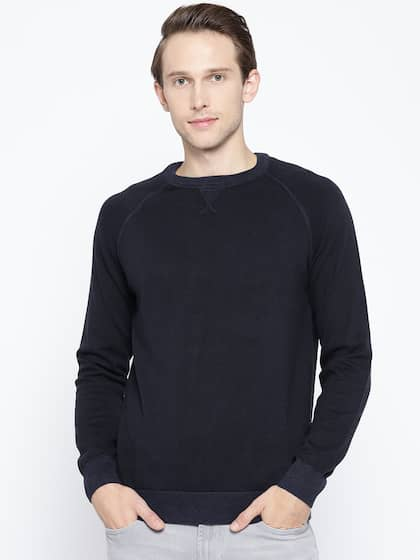 abb62f84527 Sweaters for Men - Buy Mens Sweaters, Woollen Sweaters Online - Myntra