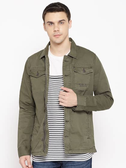 2dff5a9f726 Denim Jackets Men - Buy Denim Jackets Men online in India