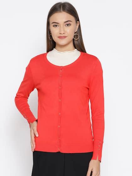 52d8be627 Cardigans - Buy Cardigan Sweaters for Men & Women Online   Myntra