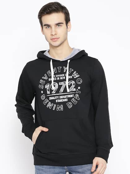 9afb03cbdaf Sweatshirts For Men - Buy Mens Sweatshirts Online India