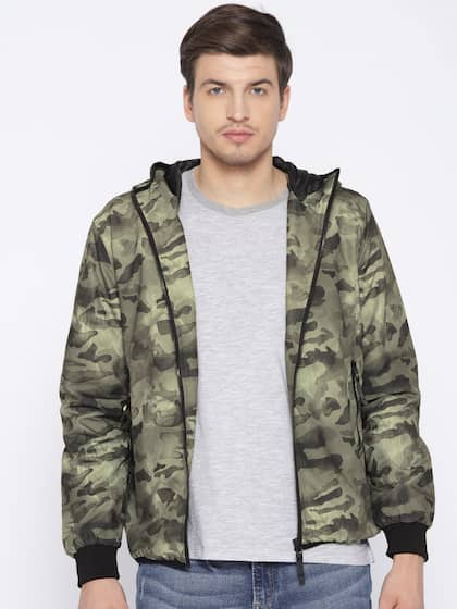6991bc92a331d Men Camouflage Jackets - Buy Men Camouflage Jackets online in India
