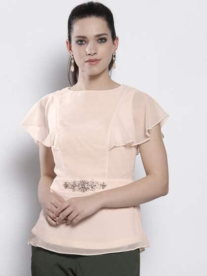 51ddc05db68 Party Wear Tops - Buy Party Wear Tops for Women Online