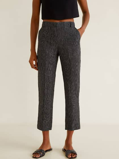 44b50d6b8 Mango Trousers - Buy Mango Trousers online in India