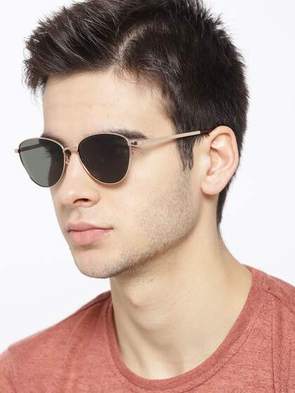19ebbc69d16f Sunglasses For Men - Buy Mens Sunglasses Online in India | Myntra