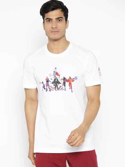 ebfc68483 Adidas T-Shirts - Buy Adidas Tshirts Online in India