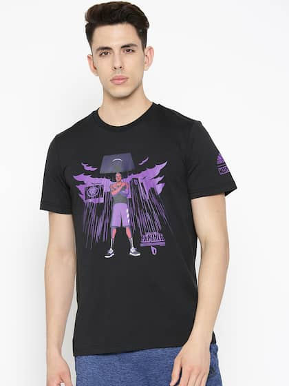 7be9aae3 Sports T-shirts - Buy Mens Sports T-Shirt Online in India |Myntra