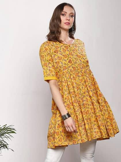 25e0bca2c30 Tunics for Women - Buy Tunic Tops For Women Online in India