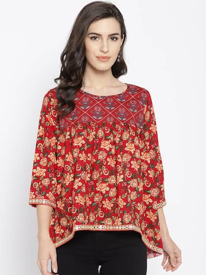 e366dd9532d Sangria Tops - Buy Sangria Tops online in India