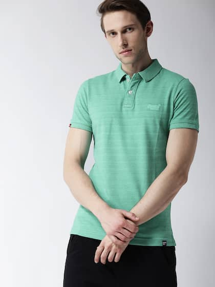 5f4135f5014 Superdry T-shirts - Buy Superdry T-shirts Online in India | Myntra