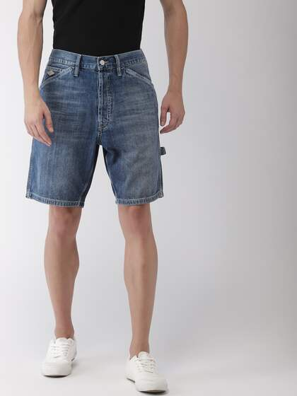 469385a2c736 Denim Shorts - Buy Denim Shorts online in India