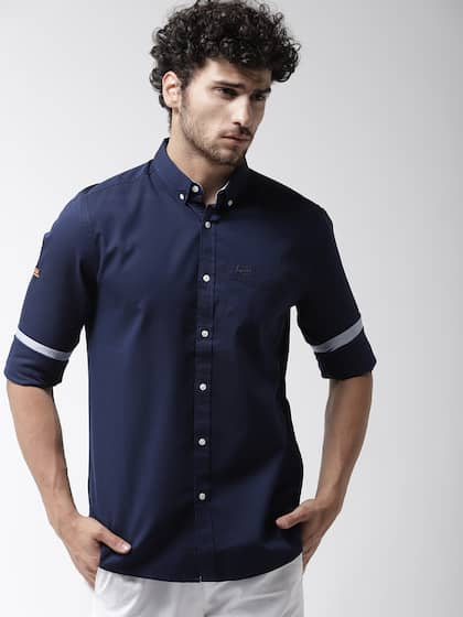 d256593af54d Shirts for Men - Buy Mens Shirt Online in India   Myntra
