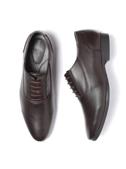 22af74fe30 Formal Shoes For Men - Buy Men's Formal Shoes Online | Myntra
